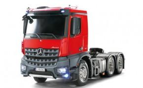 XB MB Arocs 3363 Rot/Grau Full Option RTR