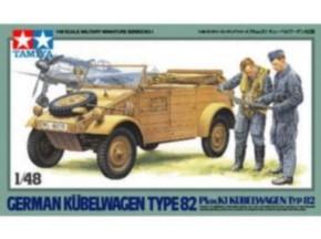 Deutscher Kübelwagen Typ 82
