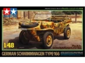 deutscher Schwimmwagen Typ 166