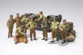 WWII U.S. Infantry