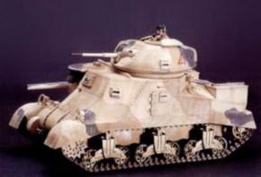 brit. Panzer M3 Grant Mk.I mit 1 Figur