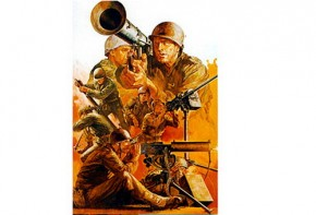 US Gun + Mortar Team (8)