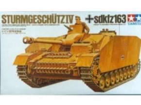 Sd. Kfz. 163 Sturmgeschütz IV