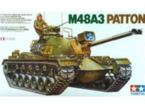 US M 48 Patton Tank
