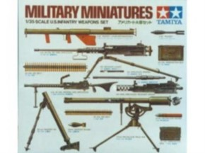 US Infantry Waffen-Set