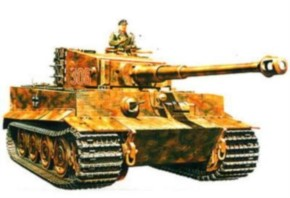 Sd. Kfz. 181 Panzer VI Tiger I