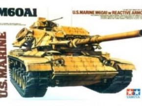 US Marine M60 A1