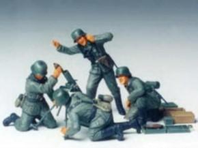 German Infantry Mörser Team
