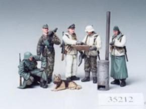 Ger. Soldaten Befehlsausgabe