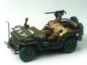 US Jeep Willys 1/4 Ton