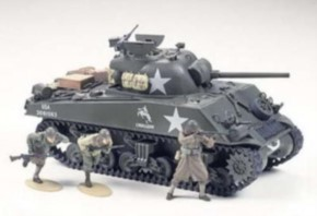 US-M4A3 Sherman 75 mm Gun