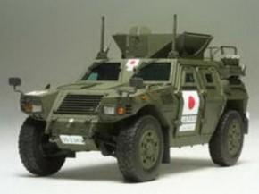JGSDF Spähfahrzeug gep. Irak  (1 Figur)