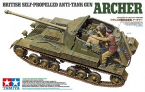 brit. Jagdpanzer Archer 17pdr.