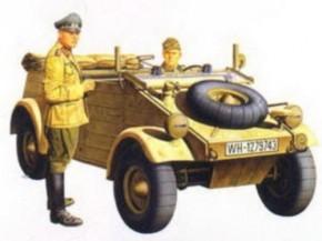 Kübelwagen Type 82 Afrika Korps