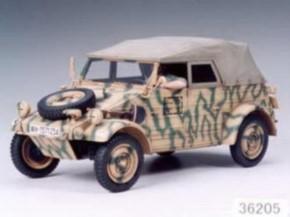 Kübelwagen Type 82 Europa Feldzug