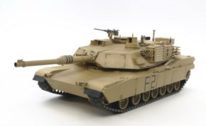 M1A1 Abrams Standmodell  (Standmodell)