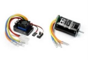 Brushlessregler ESC 01 & Motor 01