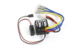 Regler ESC TEU-106BK for Twin Motor