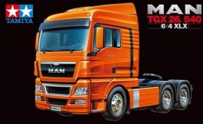 MAN 26.540 XLX 6x4, RTR mit MFC