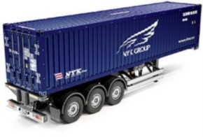 40-Foot Container Semi-Trailer NYK