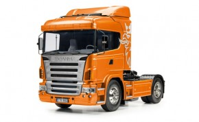 Scania R470 Highline Orange Edition, limitiert