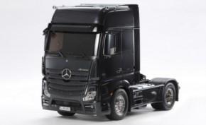 Mercedes Actros2 Gigaspace Black edition, 2-Achs