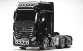 Mercedes-Benz Actros 3363 6x4 GigaSpace, 6x4, 3-Achser