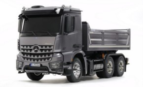 Mercedes-Benz Arocs 3348 Hinterkipper, 3-Achser