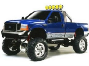 Ford F350 High Lift, Monster Truck