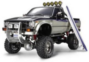 Toyota-Hilux, Monster-Truck