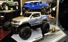VW Amarok Custom Lift, WT-01N Chassis