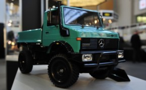 Mercedes Benz Unimog 425, CC-01 Chassis