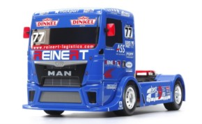RC Team Reinert Racing MAN TGS, TT-01E Chassis