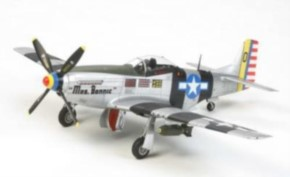 North American P-51D/K Mustang Pacific