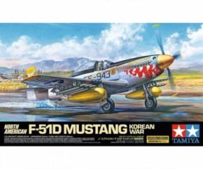 North American P-51D Mustang Korea