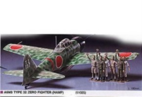 A6 M3 Zero Fighter Type 32