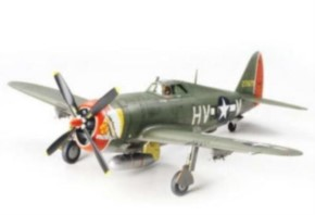 Thunderbolt P-47D Razorback