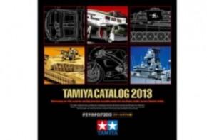 Tamiya Plastik-Katalog 2013, Einzelstück