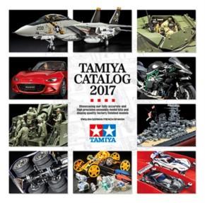 Tamiya Plastik-Katalog 2017