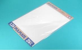 Kst-Platte 1,2mm (2) weiß 257x364mm