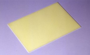 Kst-Platte klar schrumpfbar 125x176mm, 4 Stück