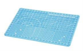 Schneidunterlage DIN-A5, blau 150x220mm