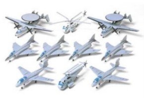 US Navy Aircraft Set II