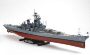 USS New Jersey (w/Detail)