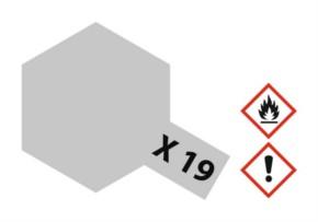 Acryl-Farbe X19 rauch, klar 23 ml