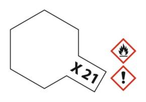 Acryl-Farbe X21 Mattiermittel 23 ml
