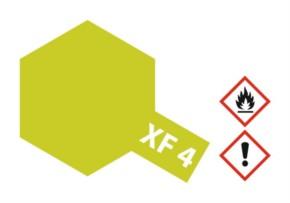 Acryl-Farbe XF4 gelb-grün, matt 23 ml