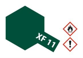 Acryl-Farbe XF11 jap.-navy-grün, matt 23 ml