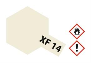 Acryl-Farbe XF14 jap.-army-grau, matt 23 ml
