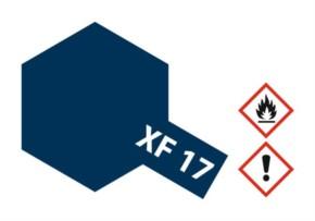 Acryl-Farbe XF17 see-blau, matt 23 ml